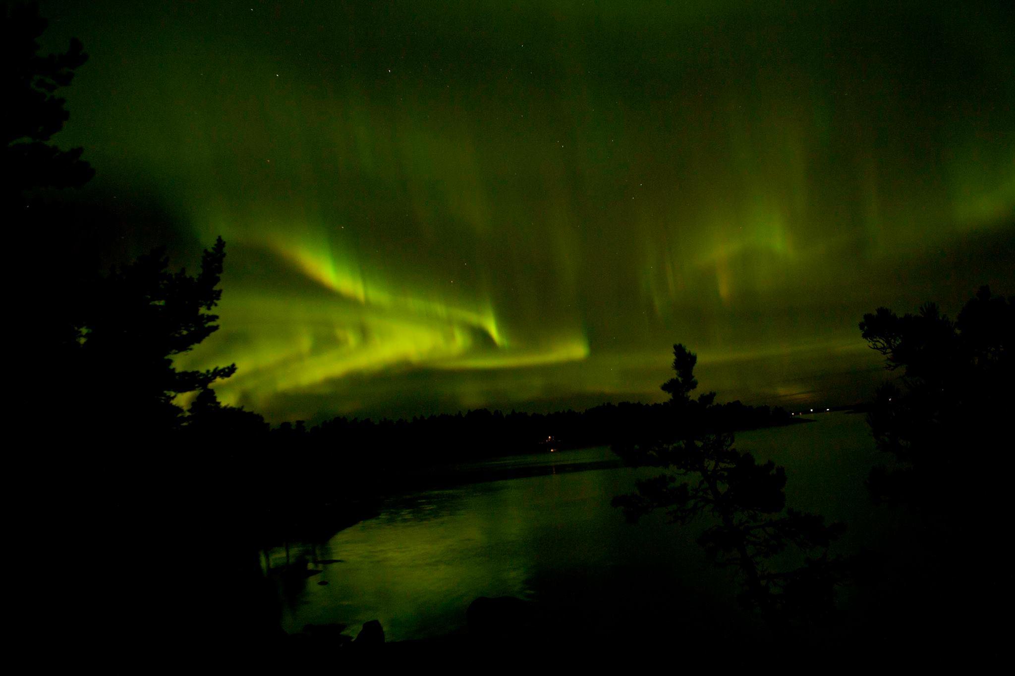 Aurota borealis AARK Lilli Haapala