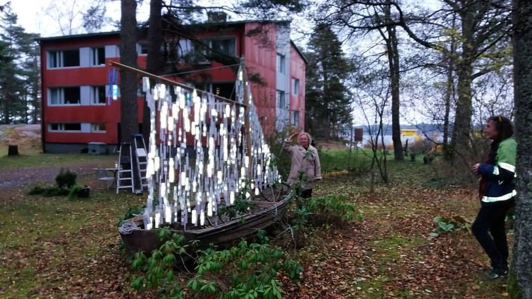 AARK Artist Residency in Finland