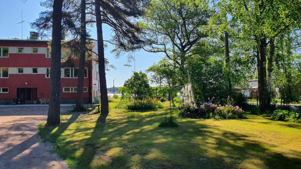 AARK Archipelago Art Residency in Korpo Finland