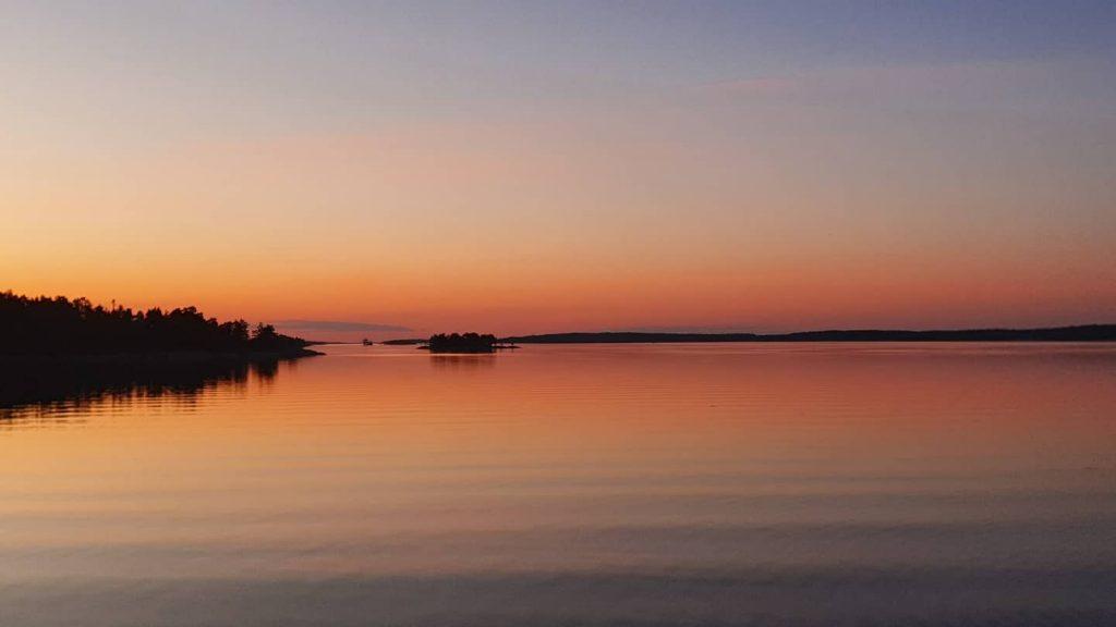 AARK, Midnigt, Summer, Archipelago, Korpo, Korppoo