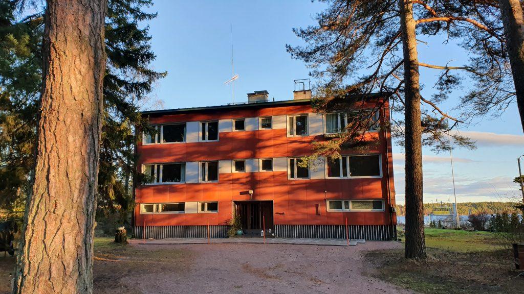 archipelago art residency in Korpo