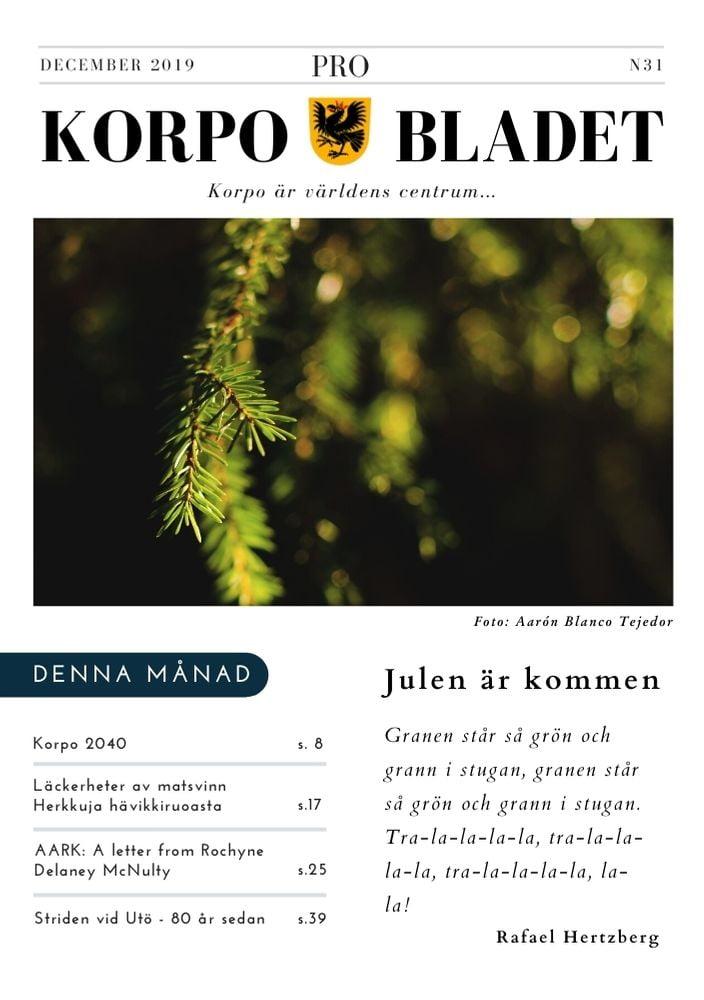 KBN31 - December 2019 - Rochyne Delaney McNulty