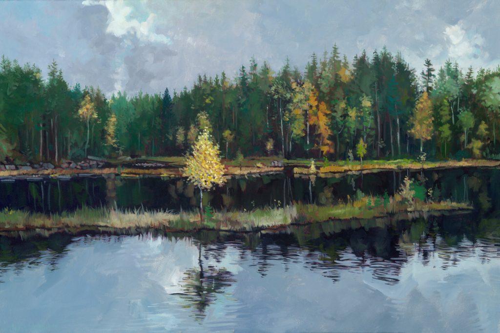 Chris-Sheridan-paintigs-from-my-residency-at-AARK-II
